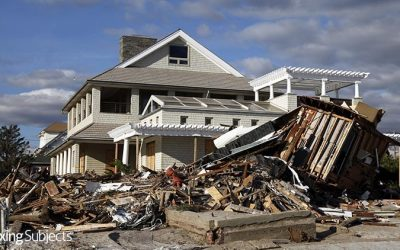 IRS Has Financial Record Recovery Tips for Disaster Victims