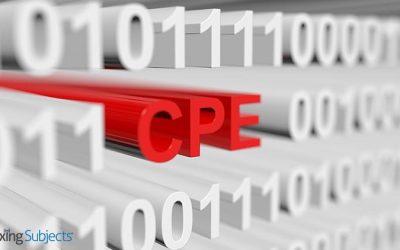 NASBA Recommends CPE Grace Period